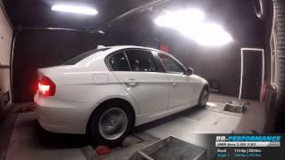 Reprogrammation Moteur BMW Serie 3 E90 316d 115hp @ 194hp par BR-Performance