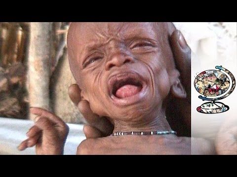 Enforced Starvation In Sudan's Christian South (1998)