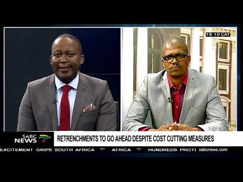 SABC planned retrenchments going ahead, despite cost-cutting measures