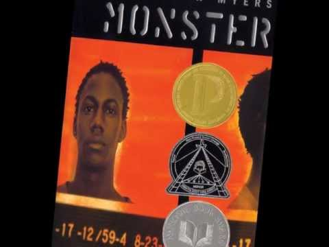 essay about monster by walter dean myers Essay about walter dean myers' monster - guilty until proven innocent 1250 words | 5 pages in a court system that is ran predominantly by the white middle to upper.