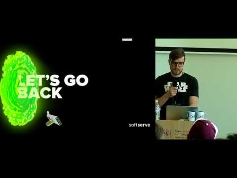 """QMO Conference 2018: Oleksandr Synyava """"The Future of Test Automation –  How to impress your boss?"""""""