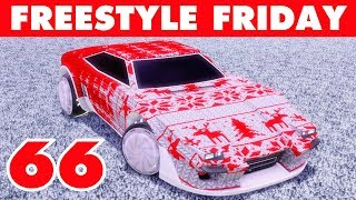 Freestyle Friday 66 | XMAS CAR (Rocket League)