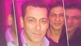 Salman Khan & Shahrukh Khans SELFIE TIME! Unseen PHOTO