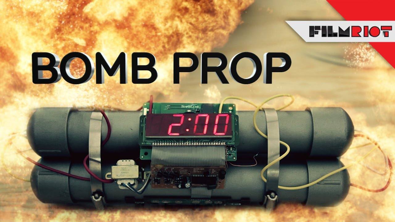how to make a home bomb