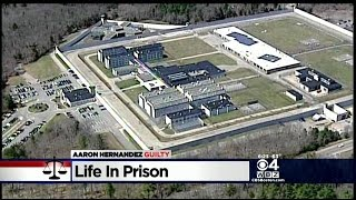 A Look At Prison Life For Aaron Hernandez