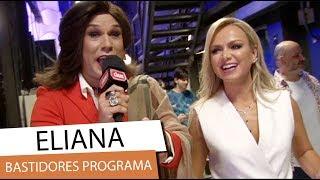 Download Video Narcisa mostra os bastidores do programa Eliana! Veja e ria! MP3 3GP MP4