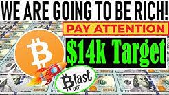 $14k BITCOIN BOOM SOON! MICROSOFT USING BITCOIN! 18 NEW COINBASE COINS! GET RICH: DEFI REVOLUTION!