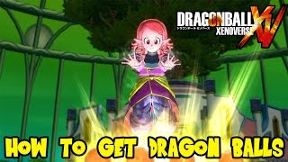 Dragon Ball Xenoverse: How To Get Dragon Balls (Fast & Easy Way)
