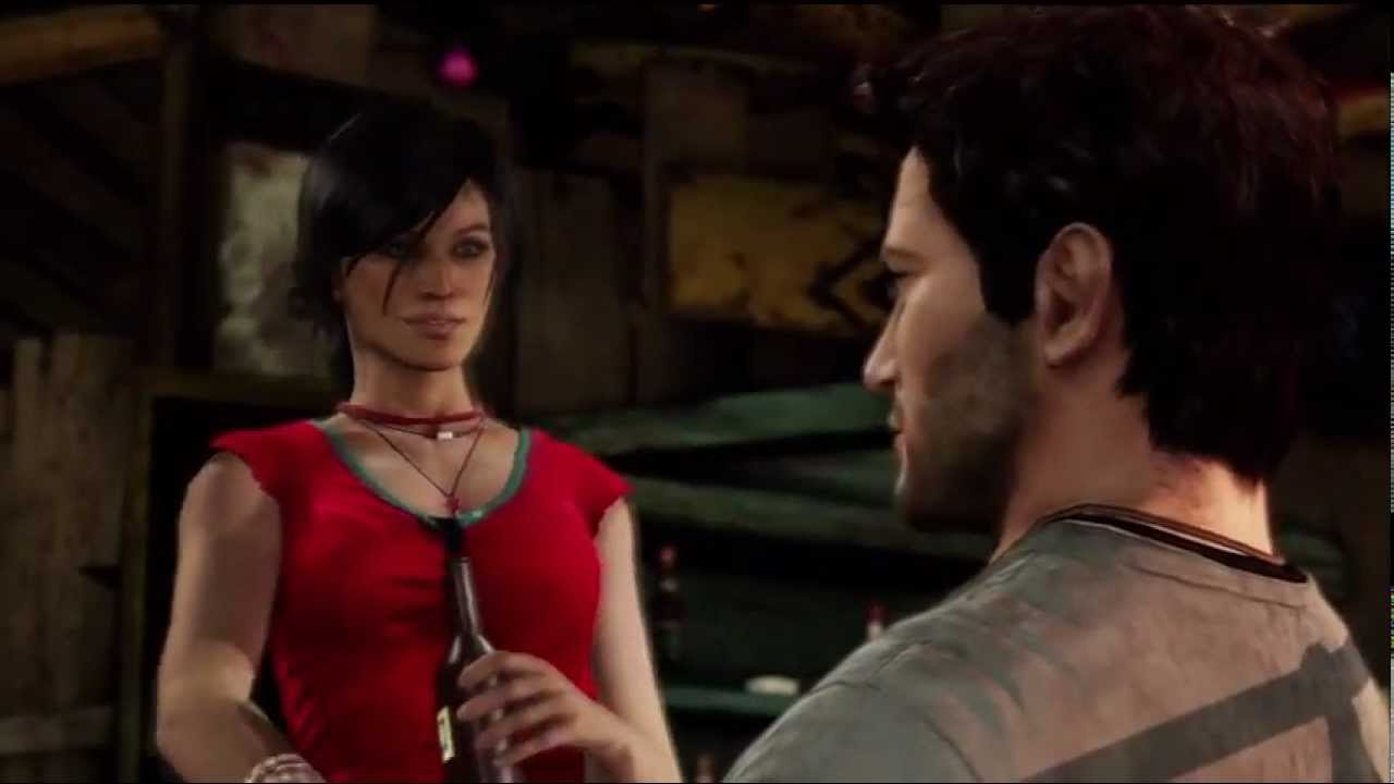 Will know, Chloe uncharted porn