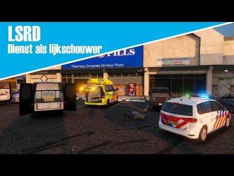 GTA 5 LSRD - Dienst als lijkschouwer!