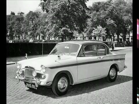 Uk cars 1950's,1960's