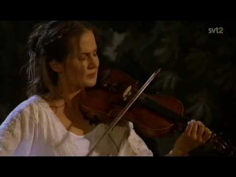"""Lisa Rydberg & Gunnar Idenstam - Gavotte 2 i G-dur (J.S. Bach, """"Bach på svenska"""")"""
