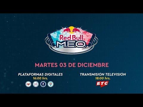 Red Bull M.E.O./ No Te Pierdas La Gran Final Nacional / Mega Oficial