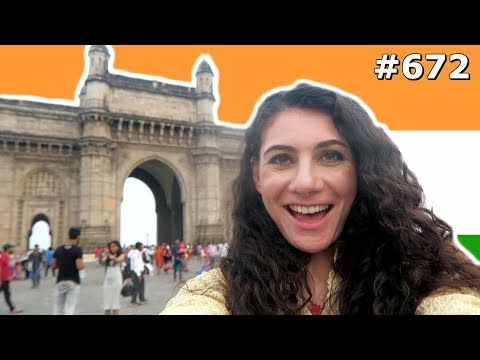 COLABA MUMBAI INDIA DAY 672 | TRAVEL VLOG IV