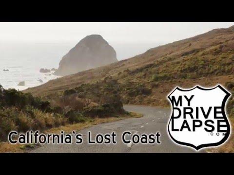 Lost Coast of California: Mattole Beach to Cape Mendocino