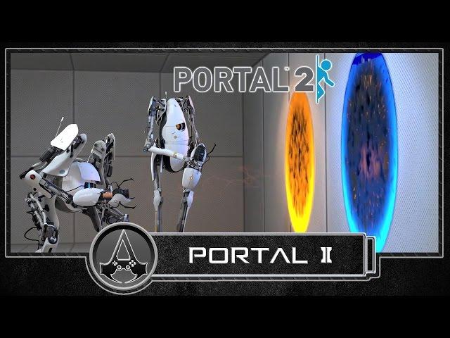 Portal 2 - Muito Trabalho em Equipe (ou n?o)