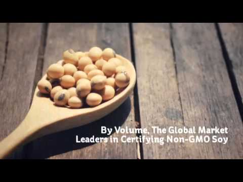 Non-GMO Soy and Sustainability