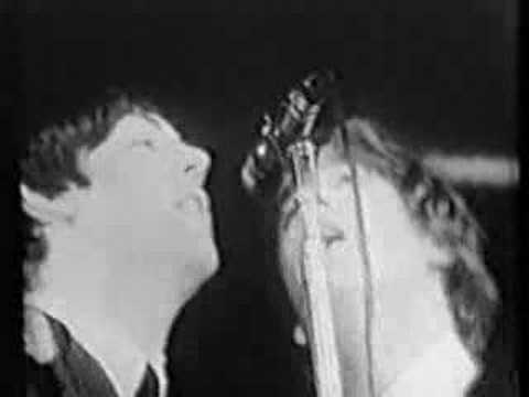 The Beatles If I Fell Live