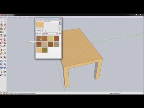 PC-Pro 1: Sketchup