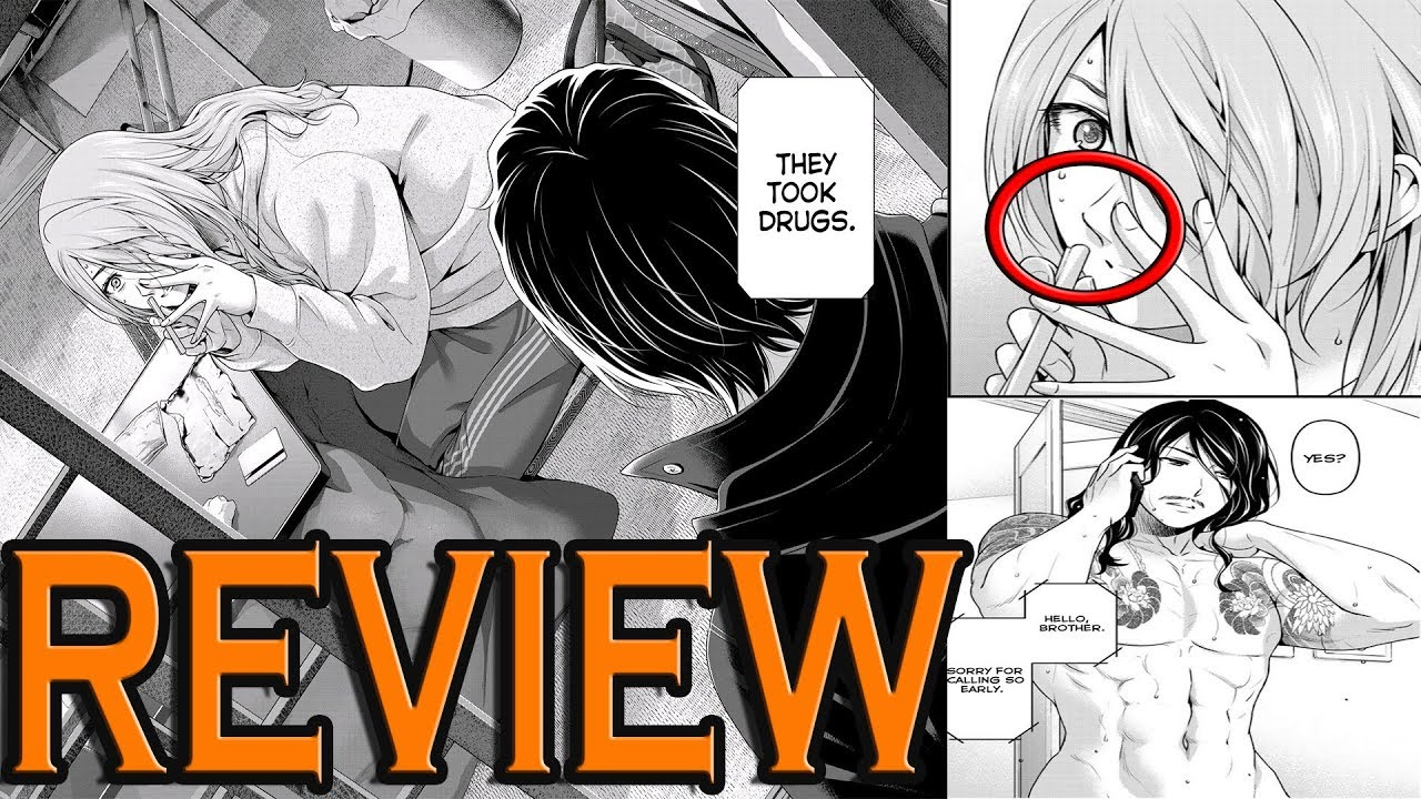 Drugs Domestic Na Kanojo Chapter 223 Review Youtube