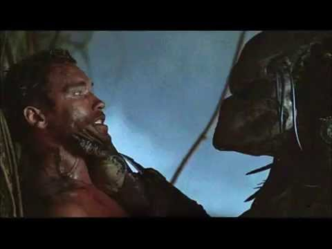 Predator   What The Hell Are You  Sound Clip