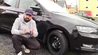 Škoda Rapid sada zimních kol , Nokian WR D3