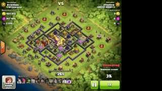 Clash of Clans - Trap base attack fails - Ep.2