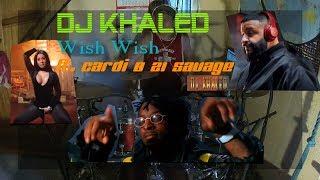 Kriss Michulis - DJ Khaled - Wish Wish ft. Cardi B 21 Savage - (drum cover)