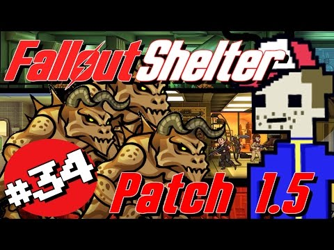 Fallout Shelter: Patch 1.5 - Part 34
