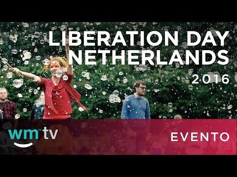 Liberation Day Netherlands 2016