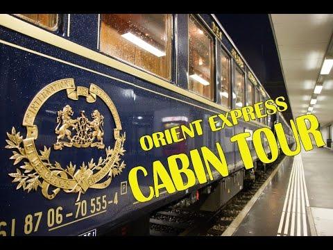 Венеция Ориент Экспресс/Тур нашей кабины ♥