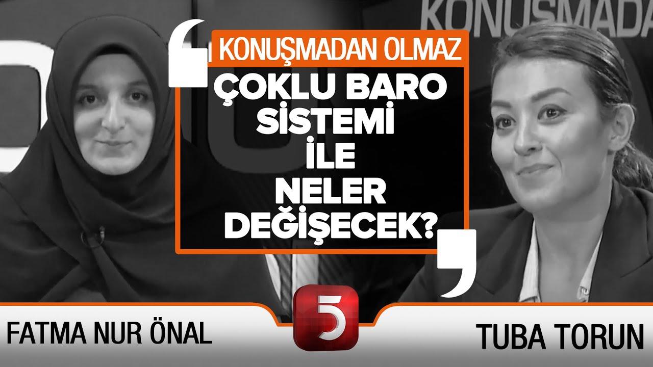 Avukatlık itibarsızlaştırılıyor mu? - Konuşmadan Olmaz - Tuba Torun & Alev Sezen & Arzu Erdoğral
