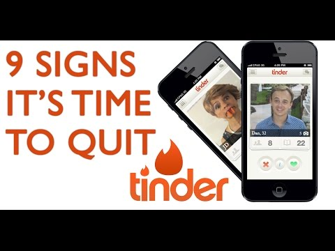 Why You Need to Quit Tinder Immediately