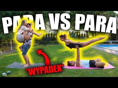 PARA VS PARA YOGA CHALLENGE!