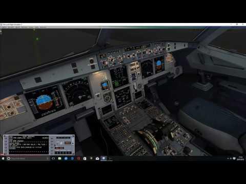 [Flight Simulator X] BER393 | München (EDDM) - Stuttgart (EDDS) | A320