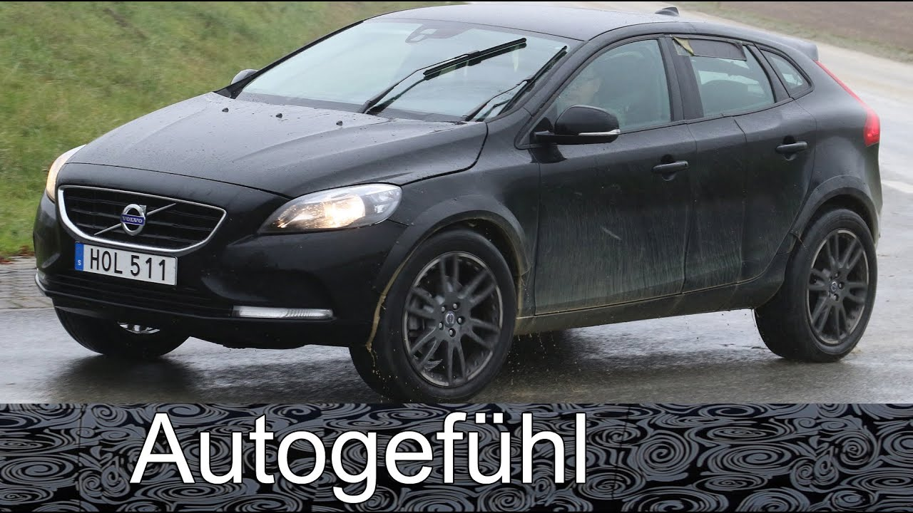 2018 volvo hatchback. delighful hatchback volvo xc40 mule 2018 compact suv spy shots camo car erlknig allnew neu   youtube in volvo hatchback e