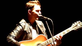 Andy Grammer  - Chasing Cars (Columbus, OH 5/5/11)