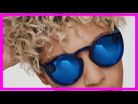 Snapchat Spectacles 2 : plus discrètes et 4 fois plus rapides