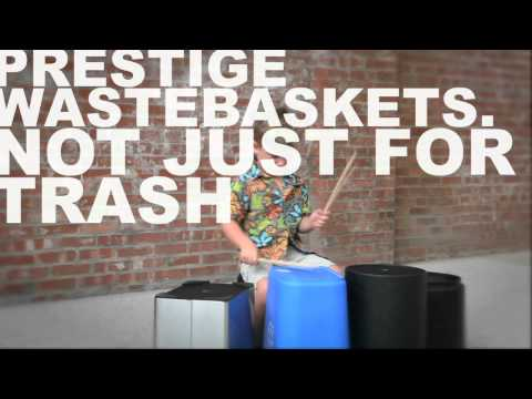 Prestige Office Accessories- Wastebaskets (Drums)