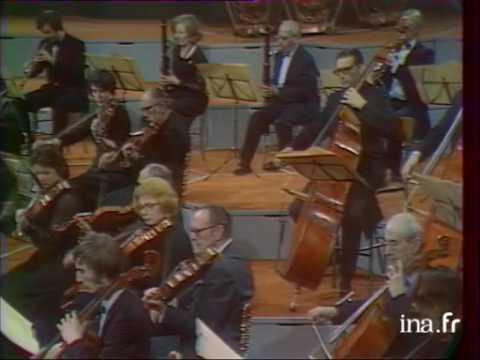 Serge Blanc plays Beethoven Romance en Sol