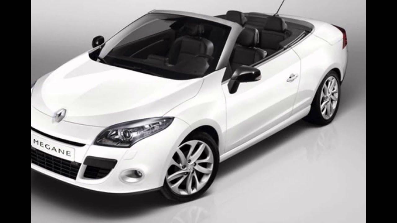 2016 renault megane coupe cabriolet pearl white youtube. Black Bedroom Furniture Sets. Home Design Ideas