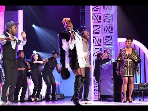 Ledisi MAJOR Daniel Caesar Kirk Franklin & LeAndrea Johnson  at Soul Train Awards