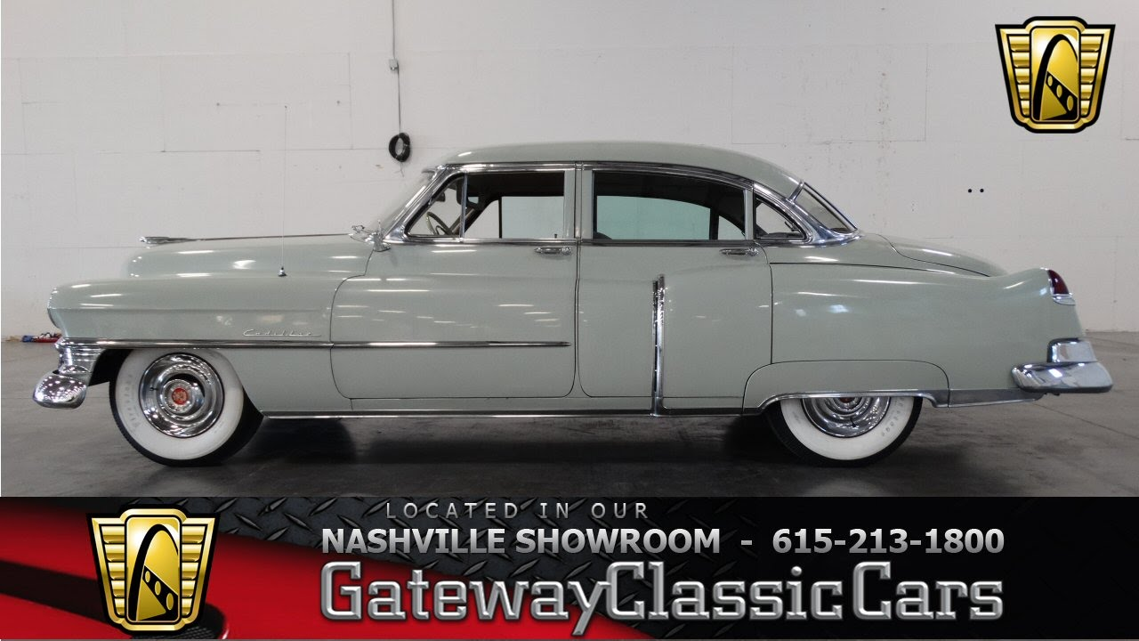 1950 Cadillac Series 62 Gateway Classic Cars Of