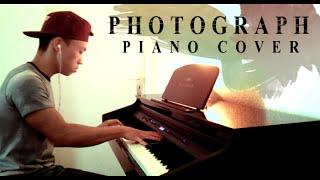 Ed Sheeran - Photograph (piano cover by Ducci + lyrics)