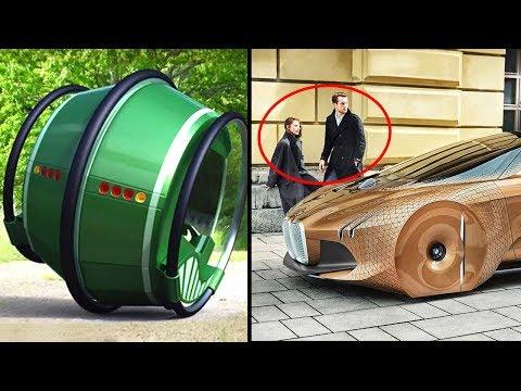 5 Mezzi Futuristici che vedremo sulle strade a breve!