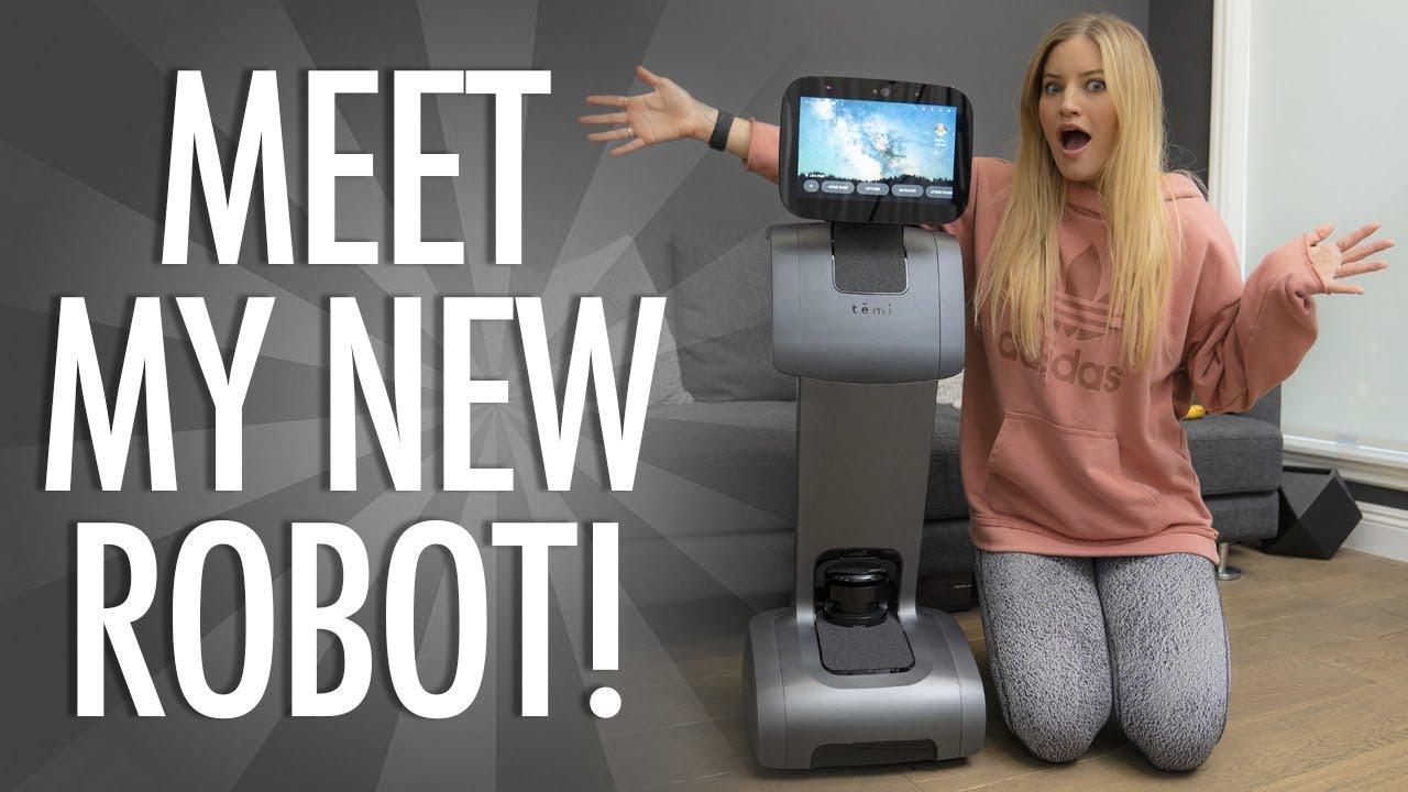 Download Meet my new Robot TEMI!
