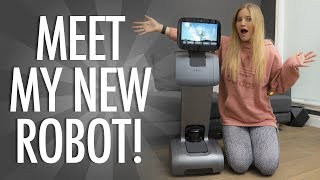 Download Meet my new Robot TEMI! Mp3 and Videos