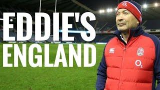 Eddie Jones' England Rugby Era