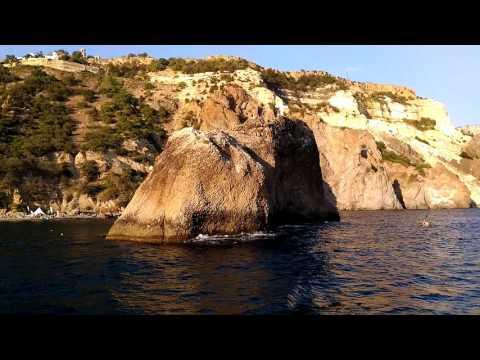 Георгиевская скала, Яшмовый пляж, Севастополь