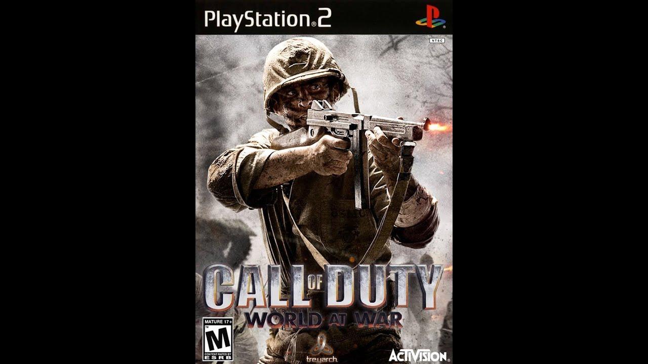 video ensinando os comandos do jogo call of duty world at